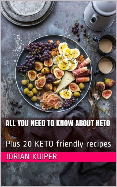 All you need to know about Keto - Jorian Kuiper