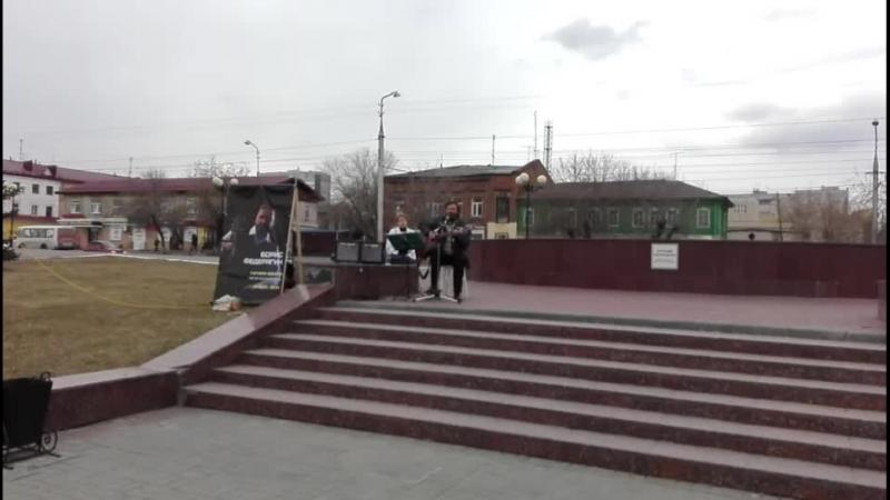 Борис Федерягин. Концерт у Олимпа