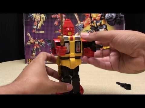G1 Predacon HEADSTRONG Predaking Part 3 EmGo's Transformers Reviews N' Stuff