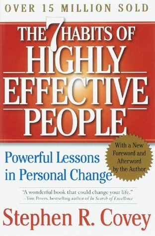 Covey Stephen R] Seven Habits of Highly Effective
