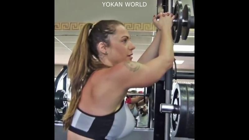 France Gym Girl Linda Durbesson