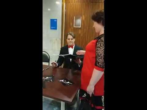 Чайка-автографы, Стоцкая, Ожогин и Я-19.03.19г