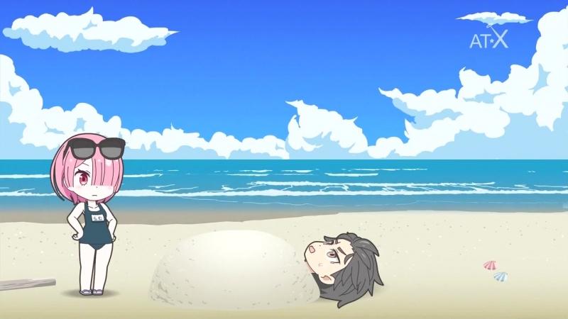 Ohys Raws Re Zero Kara Hajimeru Isekai Seikatsu SP21 AT X 1280x720 x264 AAC