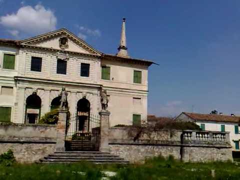 Villa Repeta Palladio Vicenza Esterno 2
