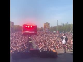 Дети турбо пушка (live) hiphop may day 2019 moscow