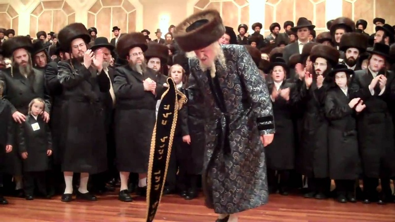 Seret Viznitz - Apta Wedding 2