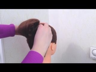 ТОП 5 ПРИЧЕСОК из фильма СТИЛЯГИ. Ретро Прически 50-х . 5 Vintage-Retro  Hairstyles 50s! LOZNITSA