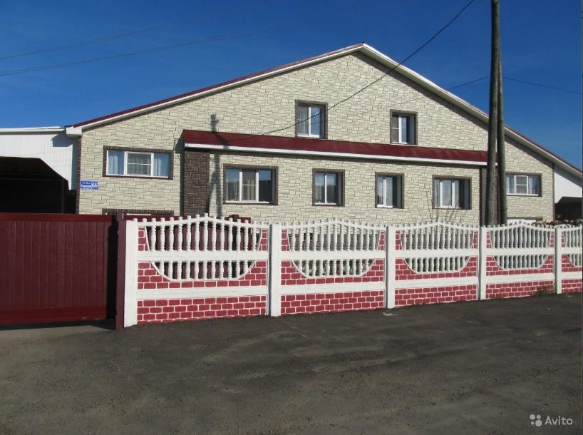 Продается отличный двухэтажный кирпичный дом в г.