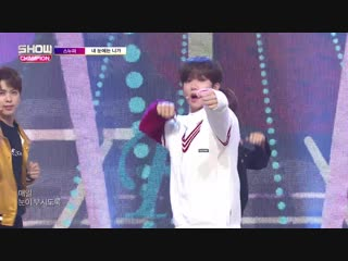 181017 SNUPER () - You In My Eyes (  ) @ Show Champion