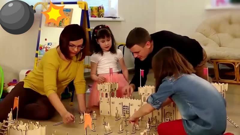 Конструктор Рыцарский замок