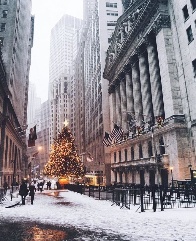 30 лучших фото рождественских Нью-Йорка, Парижа, Стокгольма и других красивых городов, изображение №5