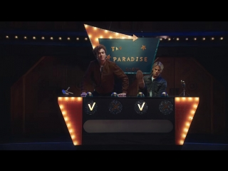Ofenbach - Paradise (feat. Benjamin Ingrosso) (Official Video)