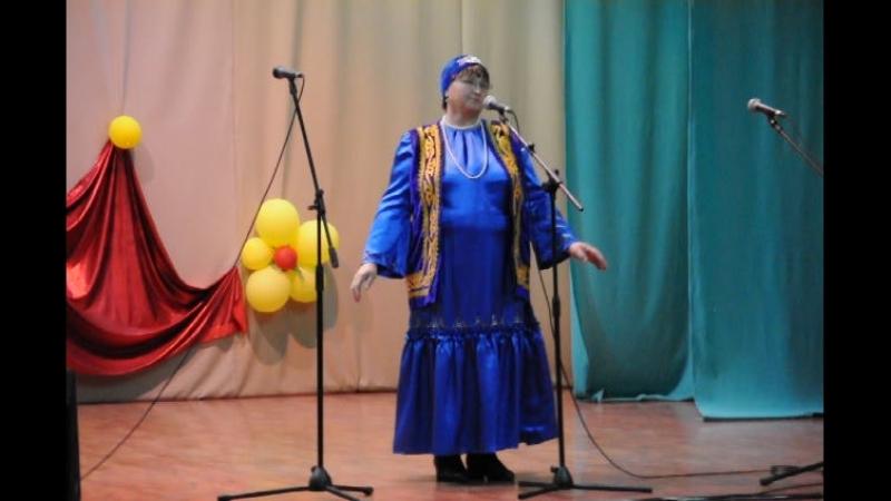 Галина Замалдинова Березовый Лог татарская песня