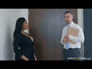 Moriah fucks her muse [moriah mills, keiran lee] (sex, blowjob, big ass, big tits, interracial, brazzers)