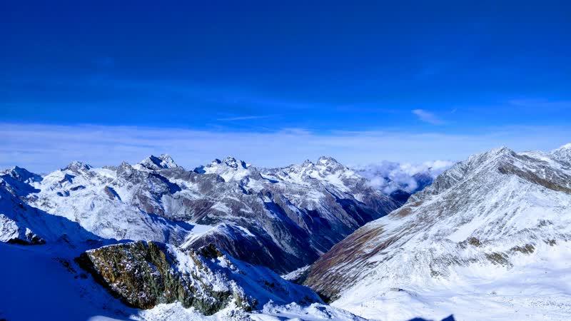 Альпы лыжи выходные