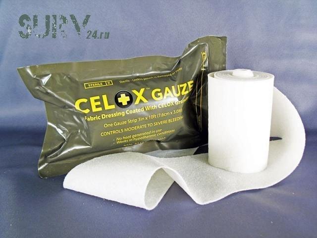 Кровоостанавливающее средство Celox: Полное руководство по применению, изображение №20