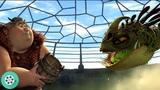 Одна голова выдыхает газ, а другая - поджигает! Как приручить дракона (2010) год.
