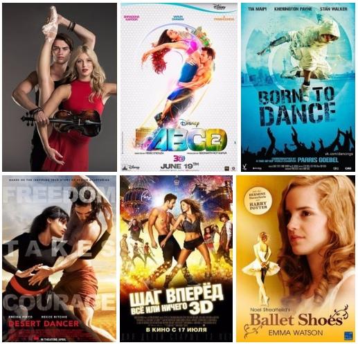 список 280 фильмов про танцы включая фильмы 2019 года
