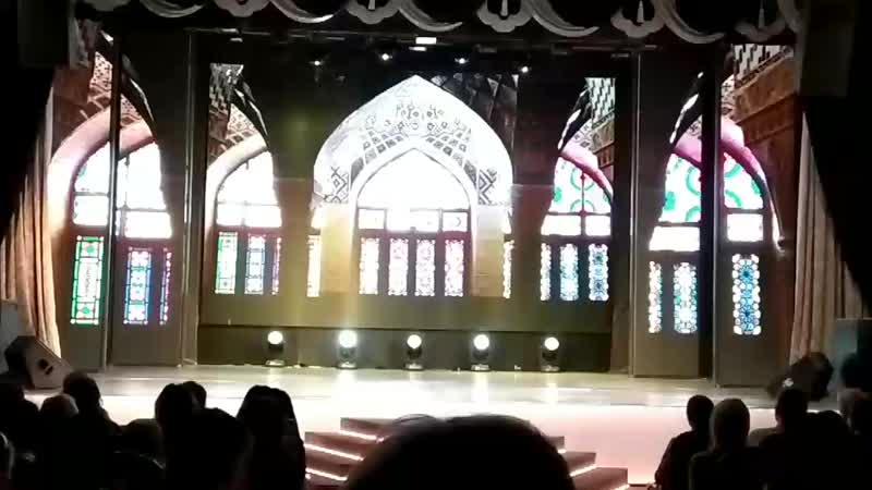 Рудомётова Инна Звезда Востока г Красноярск Гала концерт
