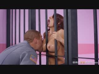 Madison Ivy - Glam Jail Nail -  - Big Tits, Redhead, Tattoos, Deep Throat, Face Fuck, Fa