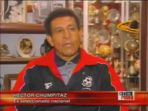 Media Chalaca de Oblitas Vs Chile Copa Amèrica 1975