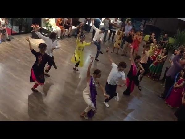 Сухишвили Индури Индийский танец