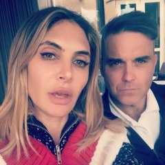 Ayda Field Williams on Instagram: @robbiewilliams and I thank you all for your love and support. We are so grateful to first responders and the in...