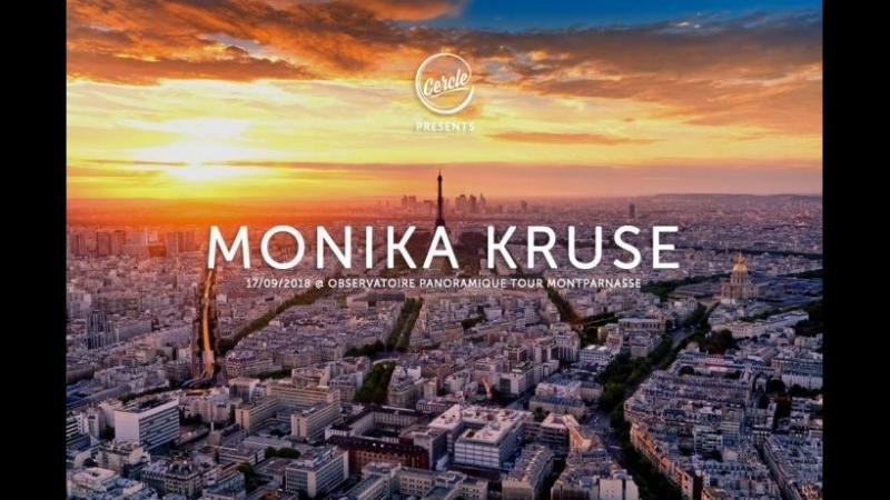 ТРАНСЛЯЦИЯ I HD [ 12-1o-2o18 ] _ Monika Kruse @ Montparnasse Tower Observation Deck for Cercle 2o18 * II