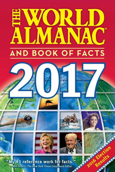 The World Almanac and Book of Facts (2017)