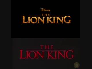 """Сравнение трейлера нового фильма """"Король Лев"""" со старой классикой  History Porn"""