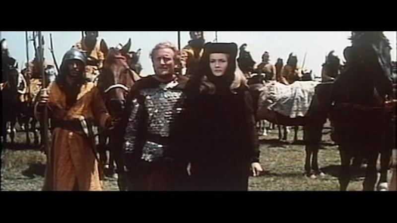 1967 - Нибелунги. Месть Кримхильды / Die nibelungen, Teil 2. Kriemhilds Rache