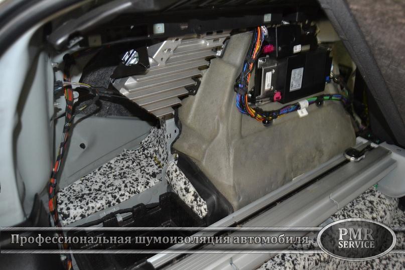 Шумоизоляция BMW X6 M, изображение №23
