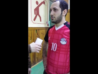 SIGMA International League интервью Ахмед Сайед Фараоны