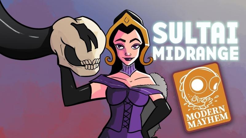 Modern Mayhem Sultai Midrange (Modern, Magic Online)