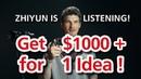 ZHIYUN Contributor Program 2018 Starts--Join Us Now ❣