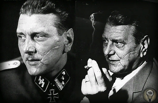 ОТТО СКОРЦЕНИ О́тто Скорце́ни (нем. Otto Sorzeny, 12 июня 1908, Вена, Австро-Венгрия 6 июля 1975, Мадрид, Испания) немецкий диверсант австрийского происхождения, оберштурмбаннфюрер СС,