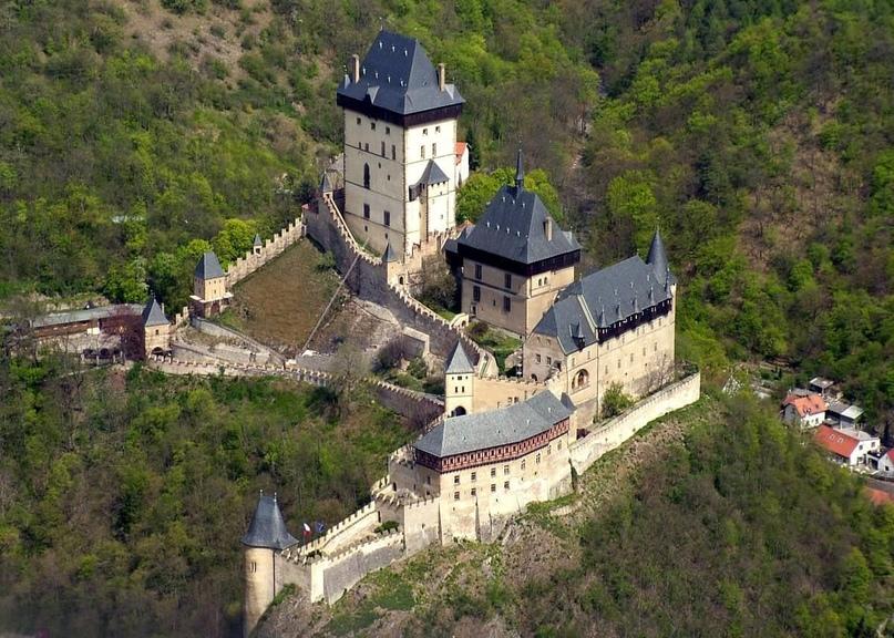 Пещеры, водопады и сказочные замки Чехии, изображение №3