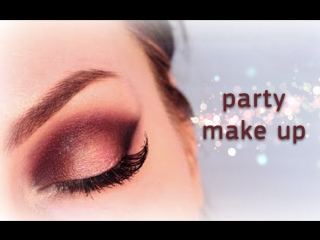 Эффектный макияж для зелёных глаз