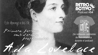 RetroActivo #54 Ada Lovelace