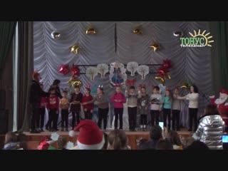 "Новогодний мюзикл ""Снежная королева"" г. Саки ОЦ Бейкер Стрит"