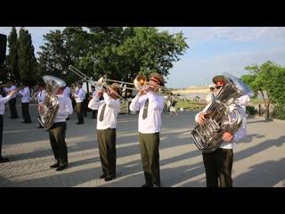 концерт Образцово-показательного оркестра войск национальной гвардии РФ.mp4