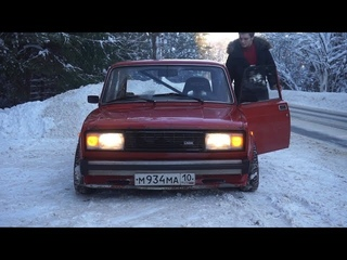 Weekday with Lada 2105'83