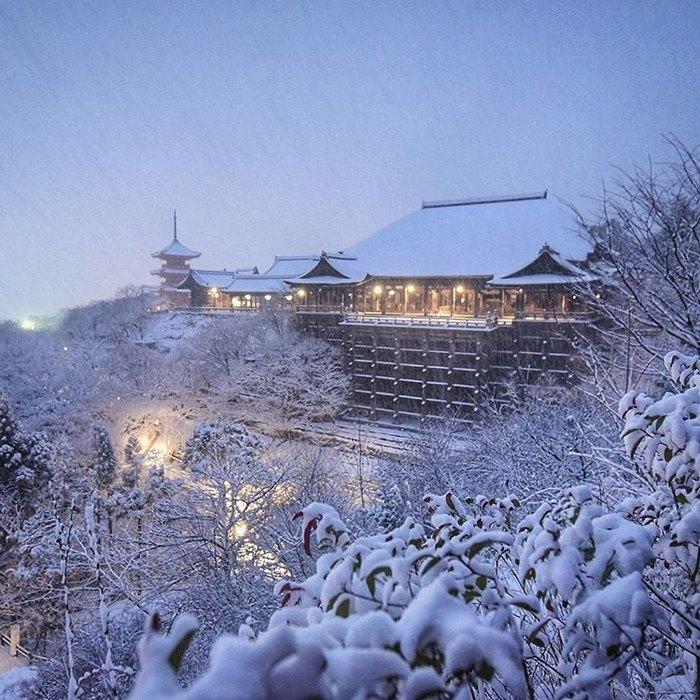 Зима в Японии. Лучшие места для посещения, изображение №6