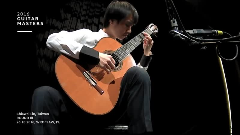 The Tango Impressions to A Piazzolla Marek PASIECZNY Chia Wei еLIN guitar