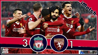 Liverpool vs Torino 3-1 Full Match Highlights | FRIENDLY