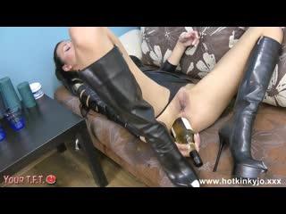 #tft hotkinkyjo с бутылкой ex