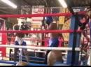 Errol Spence Jr sparring Jermell Charlo