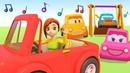 Детские песни мультики про машинки на Песенки ТВ - Сборник для малышей