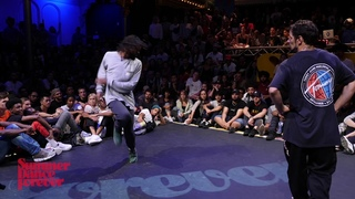 Rochka vs Jeka 2ND ROUND Hiphop Forever Warrior Edition - Summer Dance Forever 2018