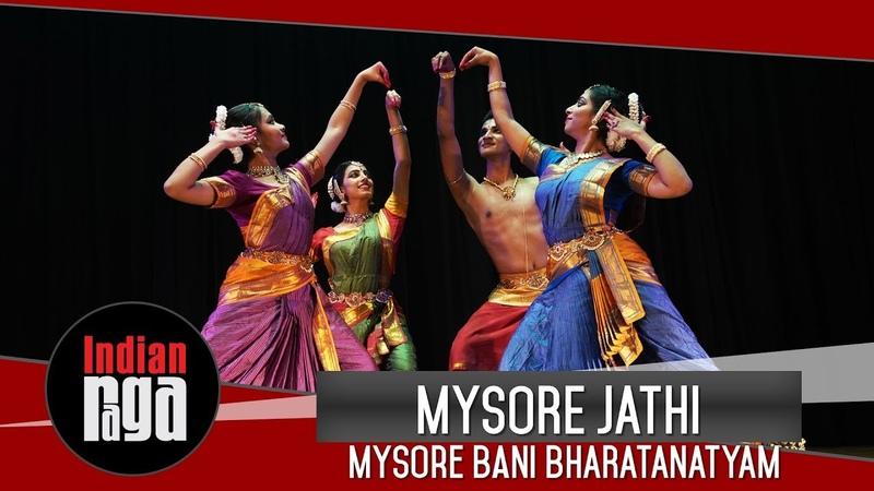 Mysore Jathi A Bharatanatyam Dance Presentation